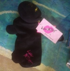 Luv Betsey novelty carry all pouch